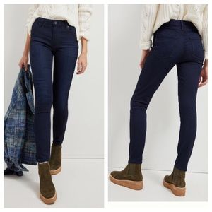 Paige Hoxton Alania High-Rise Skinny Ankle Jeans